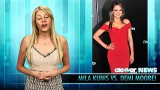 Mila Kunis Vs. Demi Moore Over Ashton Kutcher!