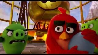 Angry Birds Movie Full Battle Scene Part 3