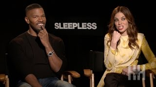 That Time Michelle Monaghan Chipped Jamie Foxx