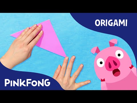 Xxx Mp4 Did You Ever See My Tail Animal Song With Origami PINKFONG Origami PINKFONG Songs For Children 3gp Sex