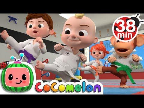 Taekwondo Song More Nursery Rhymes & Kids Songs CoComelon