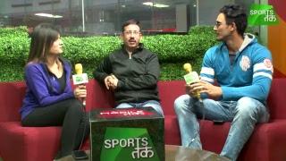 Live: Tea Break : Australia Lead By 76 Runs | Day-3 | India vs Australia | Sports Tak