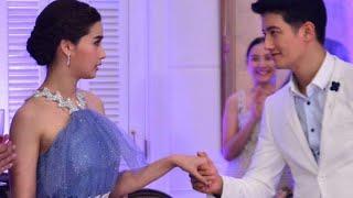 المسلسل التايلندي الرعب الجديد مسرح بانكوك الإبداعي على اغنية اجنبية سفاحه قاتله جميلة مترجمه عربية