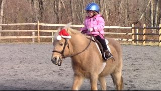 Girl's Day Out at the Horse Stables!