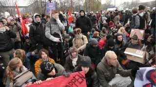 Blockupy Action Week Frankfurt 2012 [Mobi-Clip]