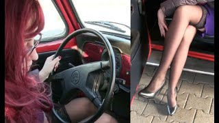 Miss Melanie : trip with the old WV Beetle | Trailer Pedal Pumping