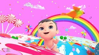Hush Little Baby | Kindergarten Nursery Rhymes | Videos For Babies by Little Treehouse