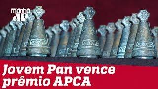 "Programa ""Pra Cima Deles"" Da Jovem Pan Vence Prêmio APCA"