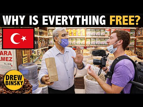 WHY IS EVERYTHING FREE IN TURKEY seriously