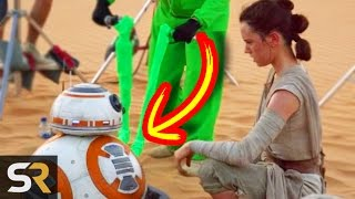 10 CGI Bloopers That Were DELETED From The Movie