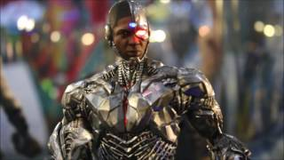 """First Look ! Hot Toys """"Justice League""""  1/6th Cyborg  @Acghk2017"""