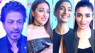 FILMFARE 2017 Bollywood Celebrities on Red Carpet