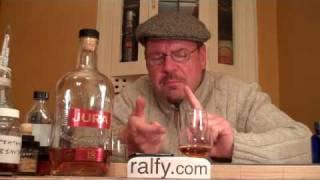 whisky review 138 - Jura 18yo