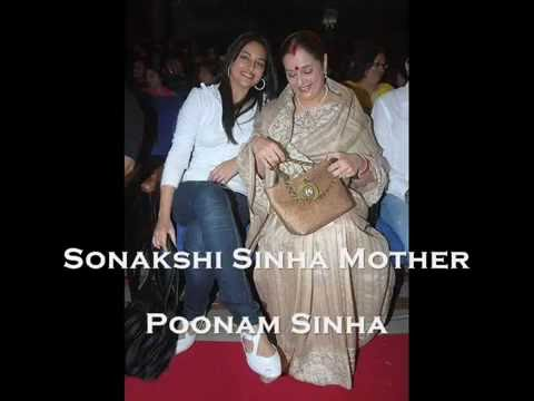 Sonakshi Sinha Family, Mother, Father, Brother Name and details