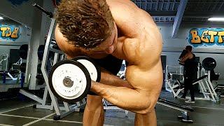 Heavy & Intense Bicep & Tricep Routine