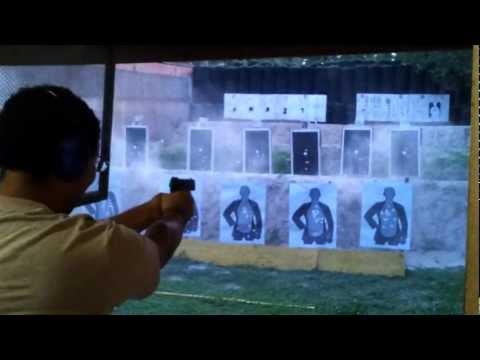 Curso basico de tiro Sniper