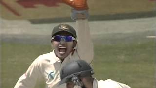 Shakib Al Hasan 11 wickets vs South Africa 2008
