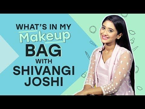 Xxx Mp4 What S In My Makeup Bag With Shivangi Joshi Fashion Lifestyle Pinkvilla 3gp Sex