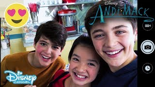 Andi Mack | SNEAK PEEK: Episode 4 First 5 Minutes | Official Disney Channel UK