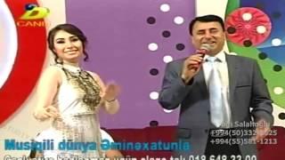 Tagi Salahoglu-Emi qizi-[videoremix] (mus.  ve soz Tagi Salahoglunundur)