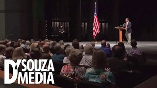 What Is The Future Of America? A Discussion With Dinesh D'Souza