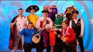 The wiggles sailing around the world end credits