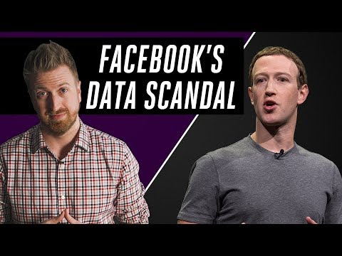 Xxx Mp4 Facebook S Cambridge Analytica Data Scandal Explained 3gp Sex