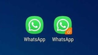 How to use two Whatsapp in one mobile phone