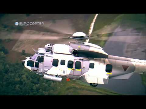 Airbus Helicopters - EC725 Cougar Multi-Mission