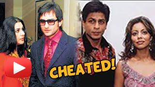 Bollywood Stars And Their Extra Marital Affair