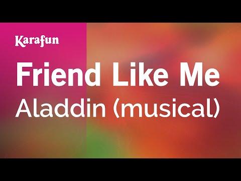 Xxx Mp4 Karaoke Friend Like Me Aladdin Musical 3gp Sex