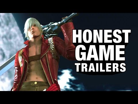 Xxx Mp4 DEVIL MAY CRY Honest Game Trailers 3gp Sex