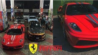 Super Rich Kid drives India s only Ferrari F430 Scuderia | 100k Subscribers| Supercar