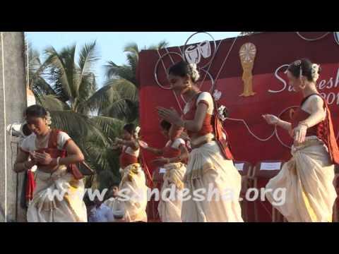 Xxx Mp4 Prayer Dance Srusti Kartha By Sandesha Students 3gp Sex