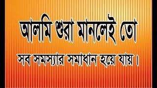 (পর্ব ৪০) আলমি শুরা মানলেই তো সব সমস্যার সমাধান হয়ে যায়। ijtema 2019 news।