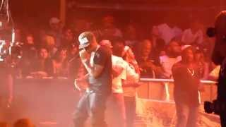 NAS, MEEK MILL, FRENCH MONTANA, 50 CENT @ SUMMER JAM 2014 Part 1 of 4