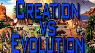 Creationism vs Evolution - A Compelling Argument for Creation