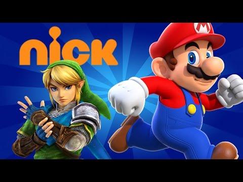 Nickelodeon s NEW Nintendo Cartoon Thoughts & Analysis