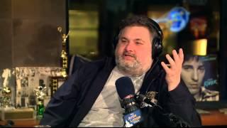 The Artie Lange Show - Anthony Jeselnik (Part #1) - In The Studio