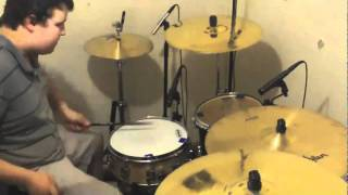 Cobus Hillsong United The Fathers Heart (Drum Cover) 2011HD