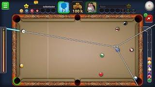 تهكير لعبة البلياردو Hack 8 Ball Pool 2.3.0 للايفون والايباد