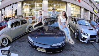 WHY ARE THERE GIRLS ON BIG BOY'S CAR?