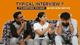 Exclusive Funny Interview with Samyuktha Menon & Anish Gopal | Theevandi Movie | Movie Man