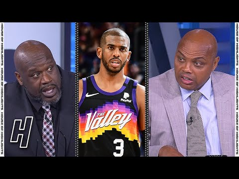 Inside the NBA Reacts to Nuggets vs Suns Game 2 Highlights 2021 NBA Playoffs