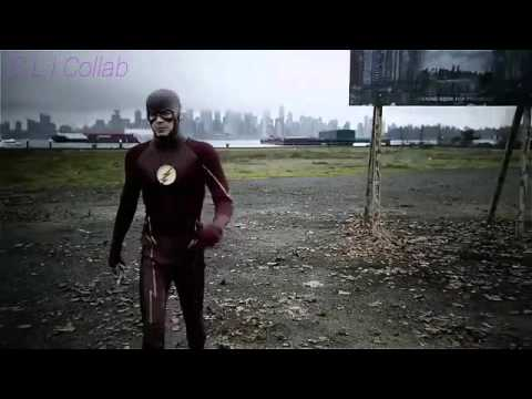 The Flash travels to earth 38