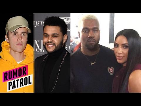 The Weeknd SLAMS Justin Bieber's Sex Skills? Kim Kardashian Ditching Kanye For Good? (Rumor Patrol)