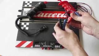 Carrera Regler / Drücker umbau - Do it yourself No. 21 - Carrera Rennbahn