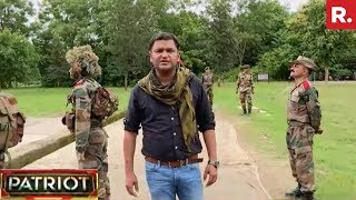 Major Gaurav Arya With Gentlemen Cadet At IMA (Part 2) | Patriot