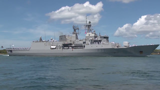 The Chinese Navy Philippines Visit  and the Influence of China in ASEAN Summit