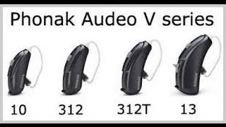 Phonak Audeo V - cleaning